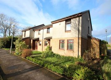 Thumbnail 2 bed end terrace house for sale in Harris Close, Newton Mearns, East Renfrewshire