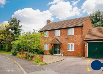 Thumbnail 4 bed detached house for sale in Butlers Grove, Great Linford, Milton Keynes