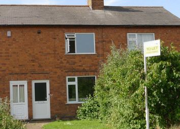 Thumbnail 2 bed terraced house to rent in Sideley, Kegworth, Derby