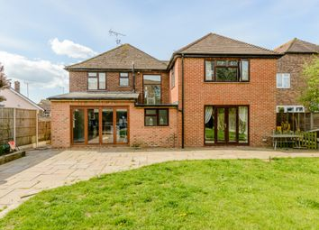 Thumbnail 5 bed detached house for sale in Park Road, Arundel, West Sussex