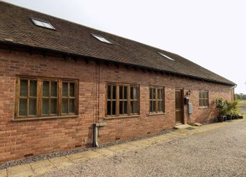 Thumbnail 3 bed barn conversion to rent in Old Stafford Road, Slade Heath, Wolverhampton