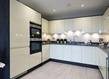 Thumbnail 2 bedroom flat to rent in Kings Road, Fleet