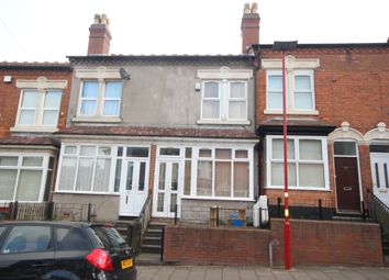 Thumbnail 3 bed terraced house for sale in Laxey Road, Birmingham, West Midlands