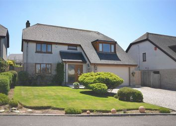 Thumbnail 4 bed detached house for sale in Carriage Parc, Goonhavern, Truro, Cornwall