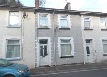 Thumbnail 2 bed terraced house for sale in Margaret Street, Hopkinstown, Pontypridd