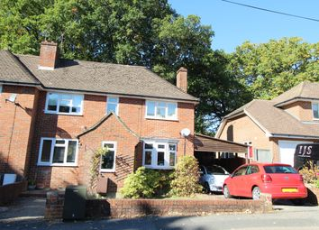 Thumbnail 2 bed semi-detached house to rent in Chetwode Terrace, Aldershot
