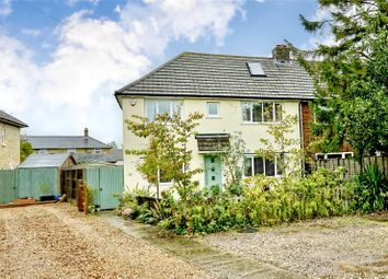 Thumbnail 3 bed semi-detached house for sale in Kimbolton Road, Hail Weston, St. Neots, Cambridgeshire