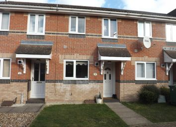 Thumbnail 2 bed terraced house to rent in Teasel Drive, Thetford