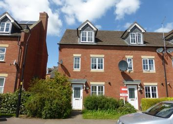 Thumbnail 4 bed property to rent in Baines Way, Grange Park, Northampton