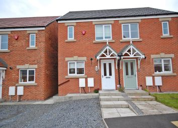 Thumbnail 2 bed semi-detached house to rent in Barnwell View, Herrington Burn, Houghton Le Spring