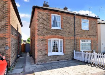 Thumbnail 1 bed semi-detached house to rent in Portmouth Road, Cobham