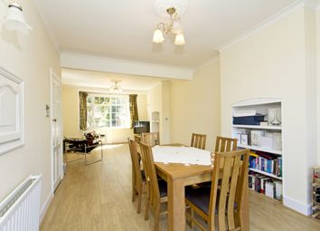 Thumbnail 4 bed terraced house for sale in Crossway, Raynes Park
