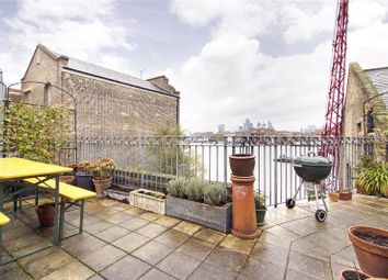 Thumbnail 2 bed flat to rent in Granary House, 2 Hope Wharf, London