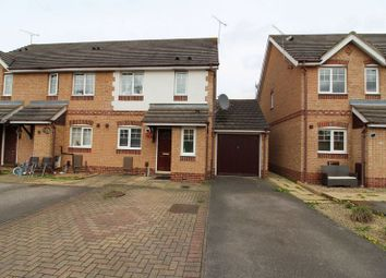 Thumbnail 3 bed end terrace house for sale in Rivets Close, Aylesbury