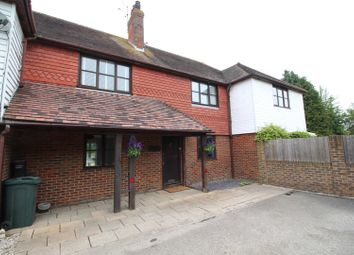 Thumbnail 4 bed terraced house to rent in Ashford Road, Bethersden, Ashford