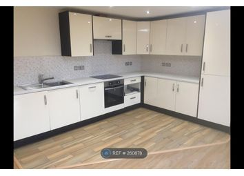 Thumbnail 2 bed flat to rent in Woodthorpe Road, Ashford
