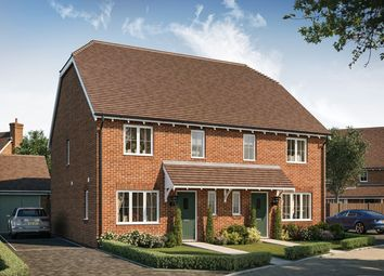"Thumbnail 3 bedroom property for sale in ""The Leith"" at Horsham Road, Handcross, Haywards Heath"