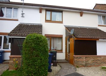 Thumbnail 2 bed terraced house to rent in Primrose Close, Wyke, Gillingham