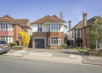 Thumbnail 4 bed detached house for sale in Woodland Avenue, Hove