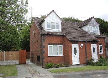 Thumbnail 2 bed semi-detached house to rent in Delamere Close, West Derby, Liverpool