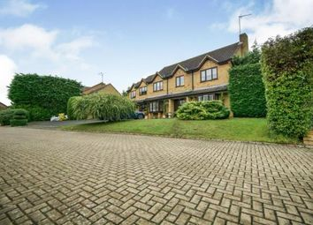 Thumbnail 4 bed detached house for sale in Lister Drive, Northampton, Northamptonshire