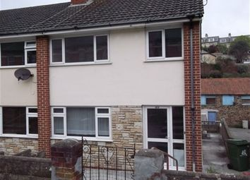 Thumbnail 3 bedroom property to rent in Lime Grove, Bideford, Devon