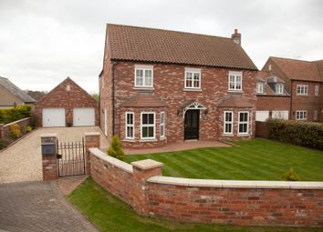 Thumbnail 4 bed detached house for sale in Abbey Park, Torksey, Lincoln
