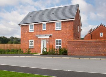 "Thumbnail 3 bed semi-detached house for sale in ""Moresby"" at Woodcock Square, Mickleover, Derby"