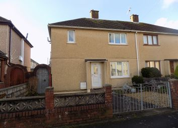 Thumbnail 3 bed semi-detached house for sale in St. Helier Drive, Sandfields Estate, Port Talbot, Neath Port Talbot.