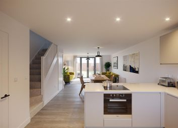 Thumbnail 2 bed semi-detached house for sale in Franklyn Street, St. Pauls, Bristol