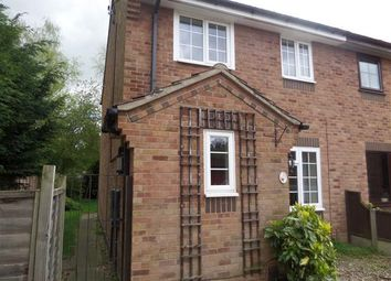 Thumbnail 1 bed semi-detached house to rent in Wigsley Road, Lincoln