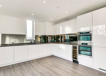 Thumbnail 3 bed flat for sale in Pinto Tower Apartments, Wandsworth Road, London