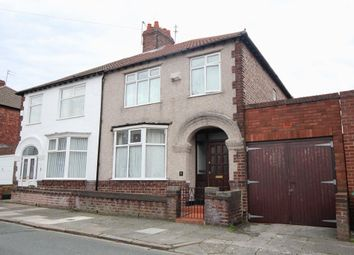 Thumbnail 3 bed semi-detached house to rent in Grantley Road, Wavertree, Liverpool
