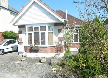 Thumbnail 2 bed bungalow for sale in Saxonbury Road, Bournemouth