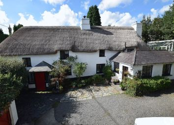 Thumbnail 5 bed cottage for sale in North Road, Lifton