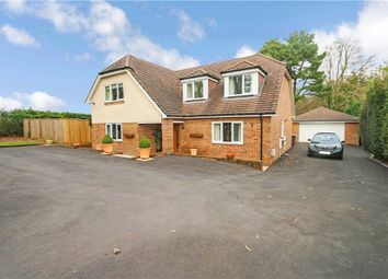 Thumbnail 5 bed detached house for sale in Crawley Hill, West Wellow, Romsey, Hampshire