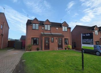 Thumbnail 3 bed property for sale in Anderson Way, Lea, Gainsborough