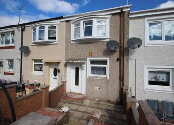 Thumbnail 2 bed terraced house for sale in Collessie Drive, Craigend, Glasgow