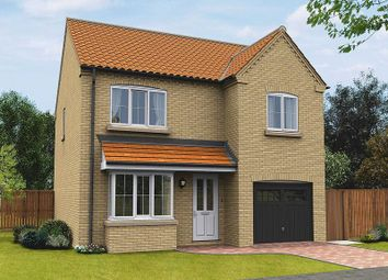 Thumbnail 4 bed detached house for sale in Paddock Way, Kingswood, Hull