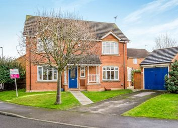 Thumbnail 4 bed detached house for sale in Hanslope View, Kirk Sandall, Doncaster