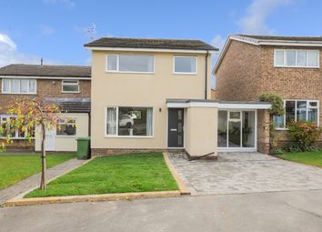 Thumbnail 3 bed link-detached house for sale in Moorland View Road, Walton, Chesterfield