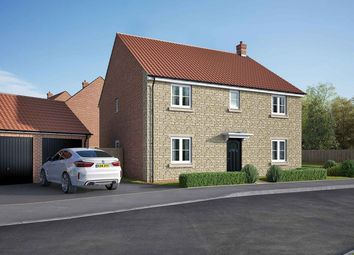 "Thumbnail 5 bed detached house for sale in ""The Attingham"" at Lincoln Road, Navenby, Lincoln"