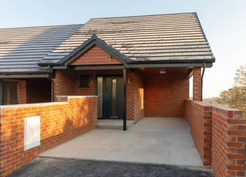 Thumbnail 3 bed town house for sale in School Lane, Southsea, Wrexham