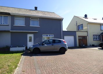 Thumbnail 3 bed semi-detached house for sale in Haven Park, Herbrandston, Milford Haven