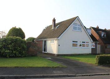 Thumbnail 3 bed detached house for sale in Cavendish Close, Doveridge, Ashbourne