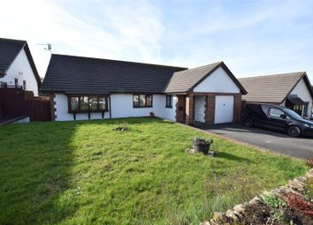 Thumbnail 3 bed bungalow for sale in Stapleton Road, Bude