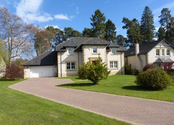 Thumbnail 4 bed detached house for sale in Druids Park, Murthly, Perthshire