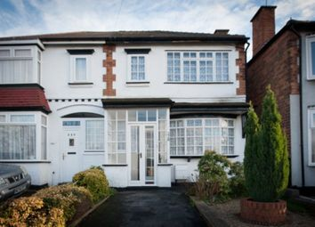 Thumbnail 2 bedroom semi-detached house for sale in Marsh Lane, Erdington, Birmingham