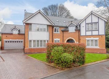 Thumbnail 5 bed detached house for sale in Crown Lane, Four Oaks, Sutton Coldfield