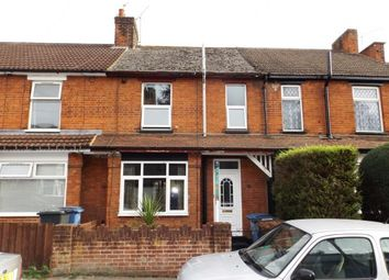 Thumbnail 3 bedroom terraced house for sale in Ipswich, Suffolk